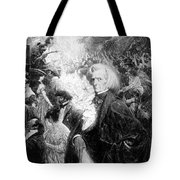 Hector Berlioz, French Composer Tote Bag
