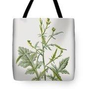 Hedge Mustard Tote Bag