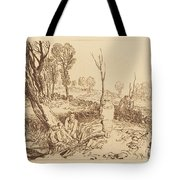 Hedging And Ditching Tote Bag