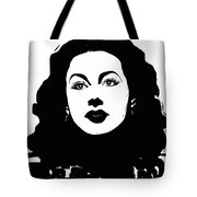 Hedy - Touching The Sublime Tote Bag