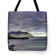 He'eia And Kualoa 2nd Crop Tote Bag