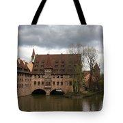Heilig Geist Spital - Nuremberg Tote Bag