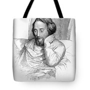 Heinrich Heine, German Writer Tote Bag