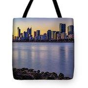 Heirisson Island Sunset Tote Bag