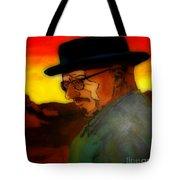 Heisenberg Crystallized Tote Bag