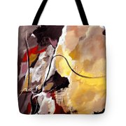 Held Tote Bag