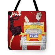 Held: Sheik & Sheba, 1925 Tote Bag