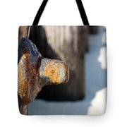 Held Together Tote Bag