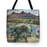 Helderberg Clearmountain Cape Town South Africa Tote Bag