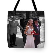 Helen And Bob Tote Bag