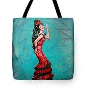 Helen In Teesri Manzil Tote Bag