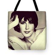 Helen Reddy, Singer Tote Bag