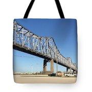 Helena Arkansas Bridge 2 Tote Bag