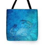 Helene's Crab Tote Bag