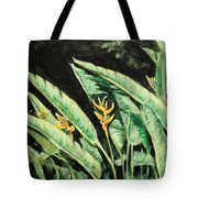 Heliconia Flower 7 Tote Bag