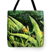 Heliconia Flowers 6 Tote Bag