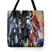 Helion: Paris Riots, 1968 Tote Bag