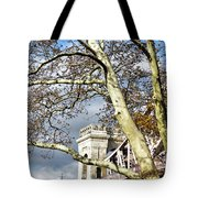 Hell Gate Through The Bows Tote Bag