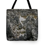 Hell - Grand Cayman Vertical Tote Bag