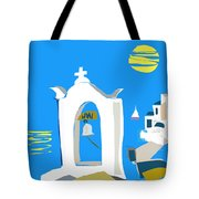 Hellenic Holiday Tote Bag