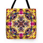 Hellflower Tote Bag