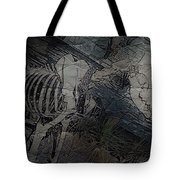 Hellhound  Tote Bag