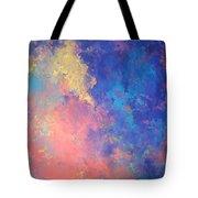 Hello Dawn Tote Bag