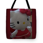 Hello Kitty Backpack Tote Bag