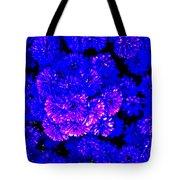 Hello My Name Is Purple Tote Bag