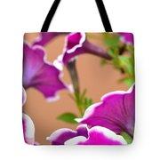 Hello Petunia Tote Bag