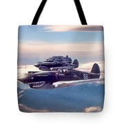 Hell's Angels Tote Bag