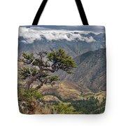 Hells Canyon Tote Bag
