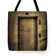 Hells Elevator Tote Bag