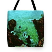 Hell's Gate #2 Tote Bag