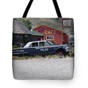 Help Police Tote Bag