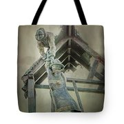 Helping Hands 2  Tote Bag