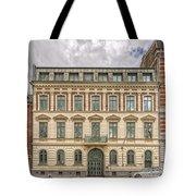 Helsingborg Building Frontage Tote Bag