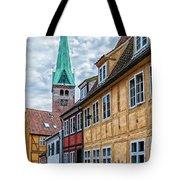 Helsingor Old Street Tote Bag