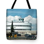 Helsinki - Malmi Airport Building Tote Bag
