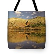 Helvellyn Mountain Reflections Tote Bag