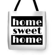Heme Sweet Home Tote Bag