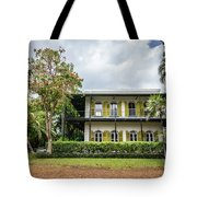 Hemingway House, Key West, Florida Tote Bag