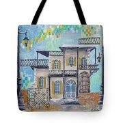 Hemingway Houses Tote Bag