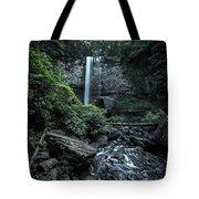 Hemlock Falls Tote Bag