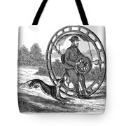 Hemmings Unicycle, 1869 Tote Bag by Granger