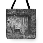 Hen House  Tote Bag