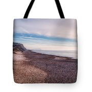 Hengistbury Head And Beach Tote Bag
