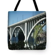 Henley Street Bridge II Tote Bag