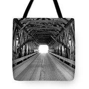 Henniker Covered Bridge Tote Bag