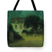 Henri Le Sidaner 1862 - 1939 Moonlight Tote Bag